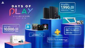 【セール情報】PSプラス12ヶ月利用権が30%OFFの3600円で買える!6月3日から2週間限定!
